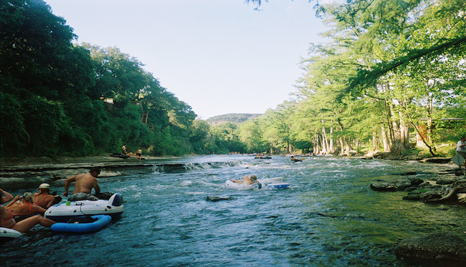 Tour the Texas Hill Country by Tube