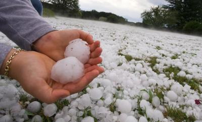San Antonio hailstorms