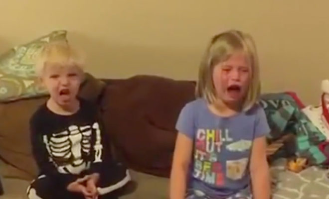 Celebrities Pull the Jimmy Kimmel Trick of Telling Their Kids They ...