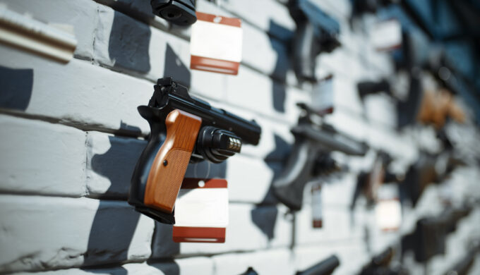 Now is the Time to Buy Your Dream Gun Online Before it's Outlawed