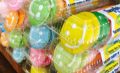 happy face cookies bakery