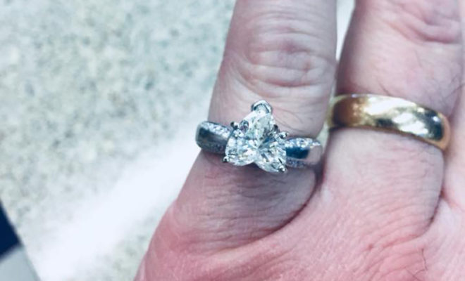 Fort Worth Pawn Shop Hopes to Find the Rightful Owner of This Diamond Ring