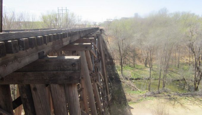 Hell's Gates: A Haunted Texas Railroad Trestle Near Buddy Holly's Grave