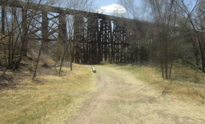 Hell's Gates: A Haunted Texas Railroad Trestle Near Buddy Holly's Grave