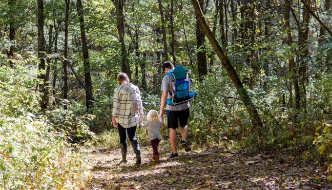 Hike Up Old Baldy in Wimberley for a Bird's Eye View of the Hill Country