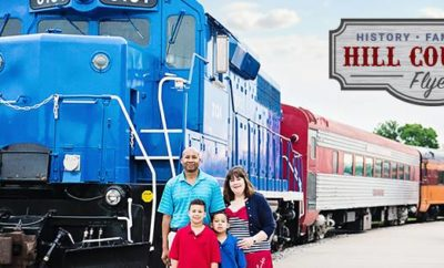 Take a Fun-Filled Valentine's Day Ride on the Hill Country Flyer