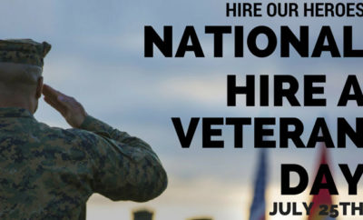 National Hire a Veteran Day