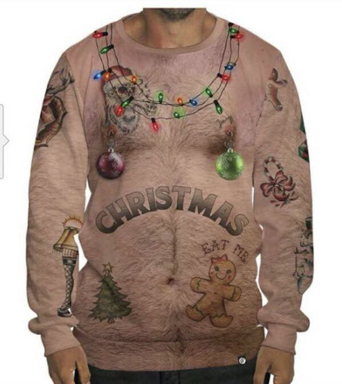 holidays you never knew existed ugly sweater day 1