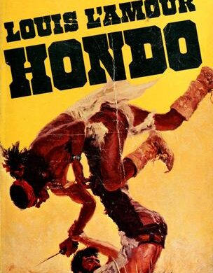 Hondo, Louis L'Amour, Hill Country, medina county