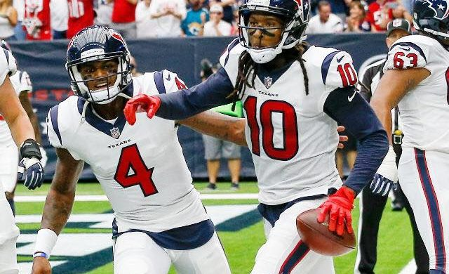 DeAndre Hopkins to Donate Playoff Check to Family of Jazmine Barnes