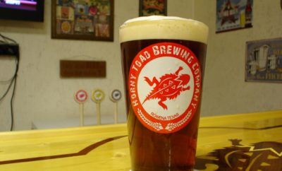 Horny Toad Brewing Co. Offers a Little Bit of Liberty With Each Drink