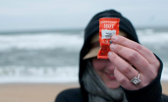 Man Stuck in Snow for 5 Days Lived on Taco Bell Hot Sauce Packets