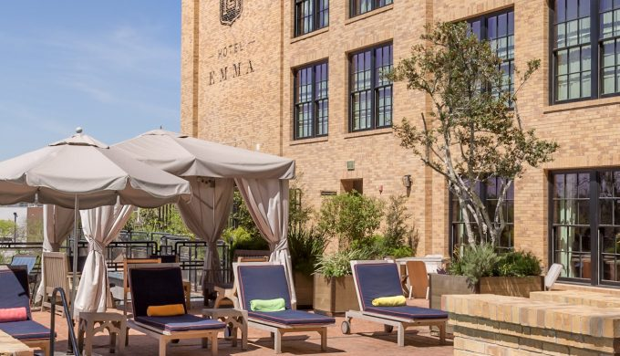 Hotel Emma Named One of the Top 25 Hotels in the Country