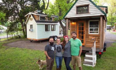 Sprawling Out: Is a Tiny House the Way of the Future in Texas?