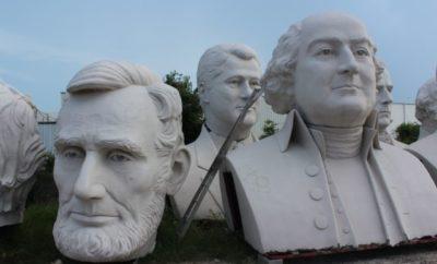 Presidential Faces