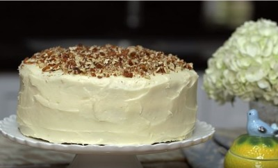 Hummingbird Cake (iced) by Southern Living
