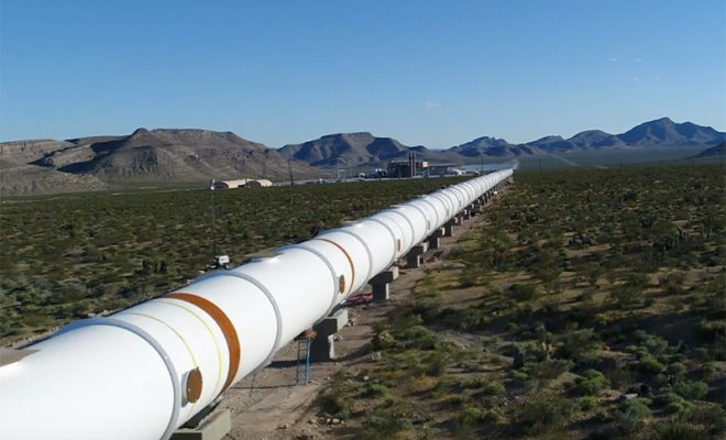 The Hyperloop Train System Becomes Possibility for Texas