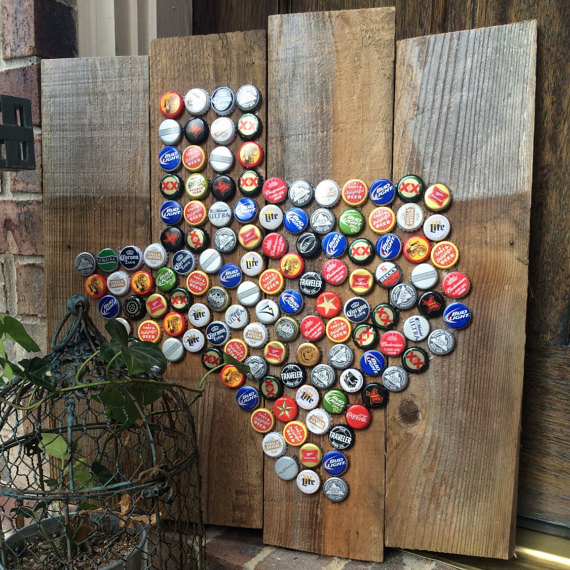 bottle cap craft ideas 5 themed country crafts hill country 3463