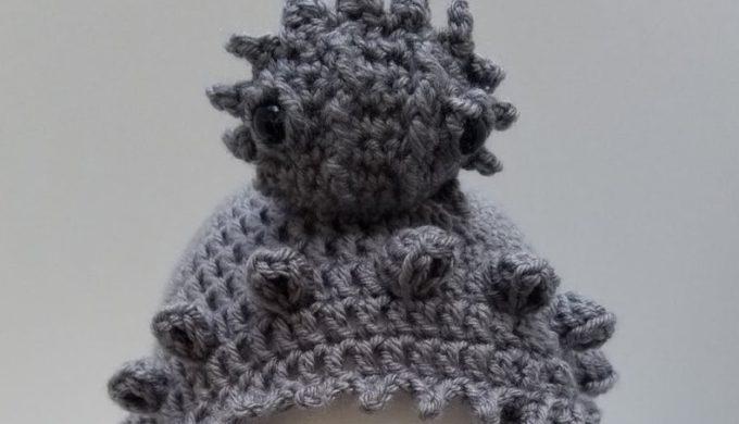 Can You Crochet? Make a Texas Horned Lizard as a Cute Gift