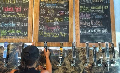 Beers on Tap at Middleton Brewing