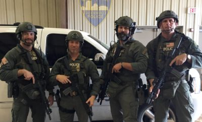hostages Jacksonville Sheriff's Office SWAT Team