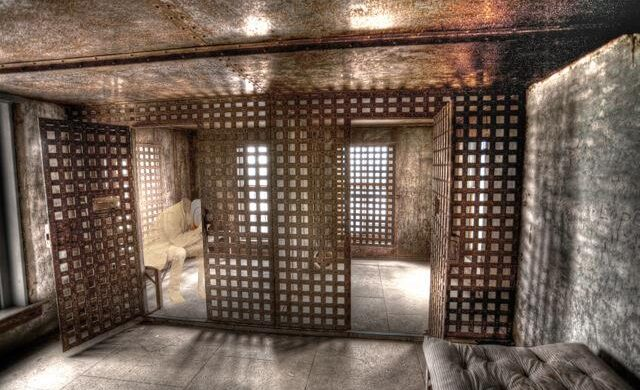 Your Chance to go Ghost Hunting in a Haunted Texas Jail
