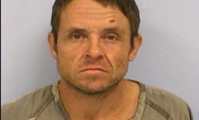 Escaped Inmate Jake Childers