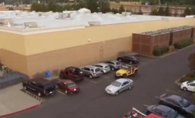 Jeep Driver Teaches a Parking Spot Thief a Lesson