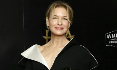 Gasp! Renee Zellweger Talks Like a Texan! Were You Surprised?