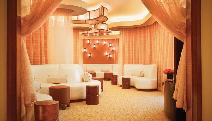 Lantana Spa ladies lounge