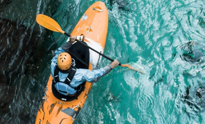 Texas Waterways: Once You Pick up Paddling You May Never Stop!