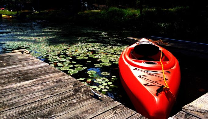 Summer Camp Memories: Camp Idlewilde in Comfort