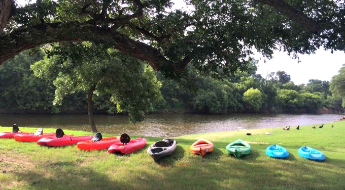 Brownwood Paddle Trail