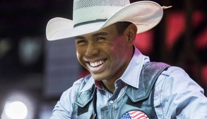 PBR Rookie of the Year: Keyshawn Whitehorse Making Texas Proud