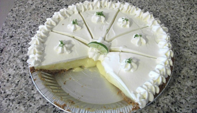 Texas Gifts - key lime pie