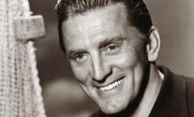 Acclaimed Actor, Kirk Douglas, Passes Away at 103