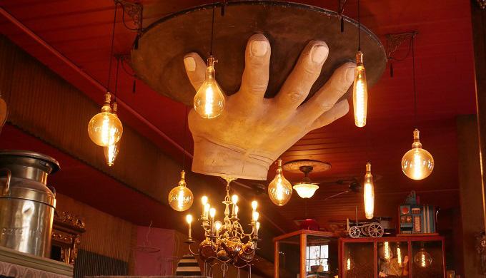 Krank Studios: Explore a Wonderland of Art & Food in This Texas Town