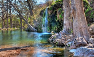 Krause Springs, Texas Hill Country, Austin, Spicewood, Oasis
