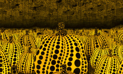 A Kusama Infinity Mirror Room Is Coming to Dallas Museum of Art