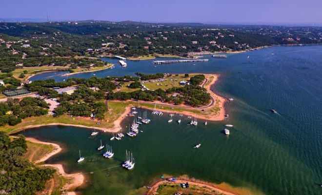 Idylls of the Range: A Tale of Old Lago Vista, Texas