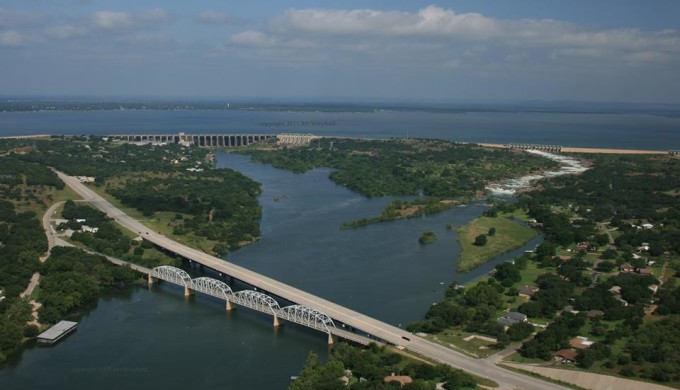 7 perfect places for a hill country picnic for Lake buchanan fishing