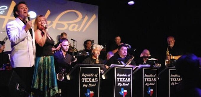 Lakeway Big Band Bash featuring Kent Dugan's Republic of Texas Big Band