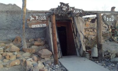 La Kiva: The Heart of Terlingua Culture and Scene of Tragic Murder