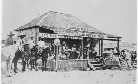 5 Things You Didn't Know About Texas Judge Roy Bean