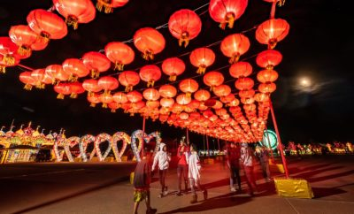 COTA's Winter Wonderland Features Renowned Chinese Lantern Festival