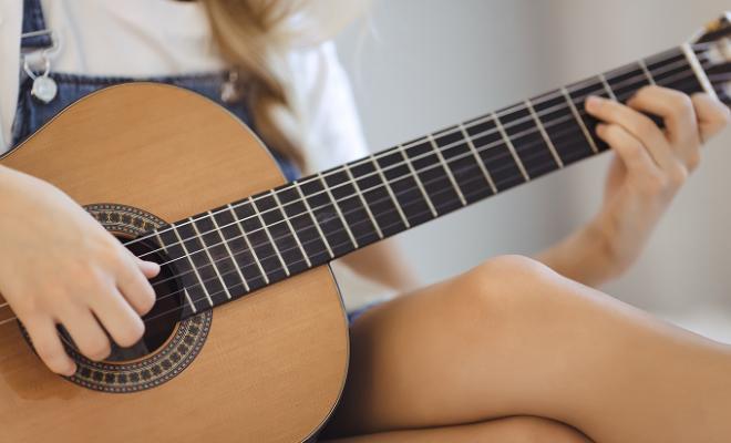 Miranda Lambert's Porch Performance of 'Bluebird' is Music to Our Ears
