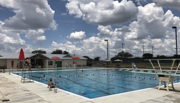Fredericksburg Lady Bird Park Pool