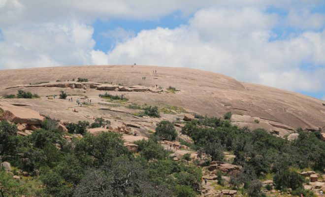 How Enchanted Rock Almost Became a Texas Version of Mount Rushmore