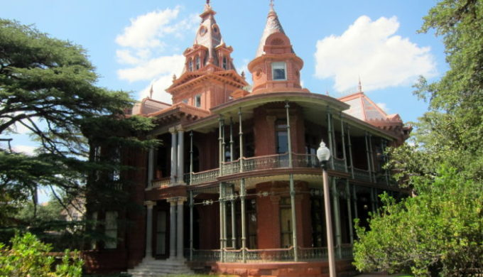 Alice Littlefield Haunts the University of Texas in Austin