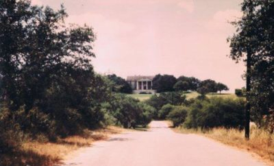 The Gruesome Legend of San Antonio's Haunted Mansion